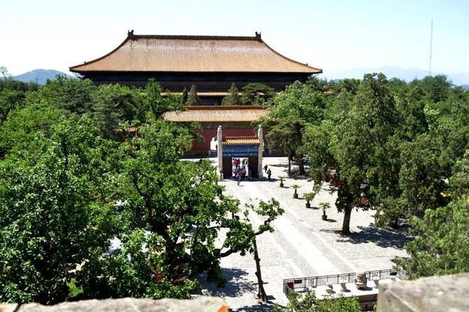 4 Days Beijing Private Tour: Forbidden City and Badaling Great Wall