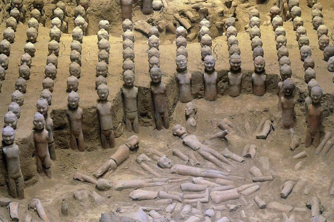 2 Days Xian Small Group Tour: Terracotta Army, Hanyangling Museum, and Xian City photo 1