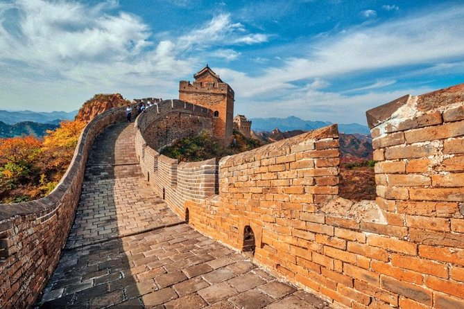 2-Day Beijing Private Tour from Shanghai by Flight with Hotel