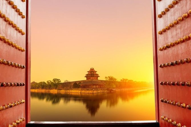 Forbidden City and Badaling Great Wall Tour Private Day Tour