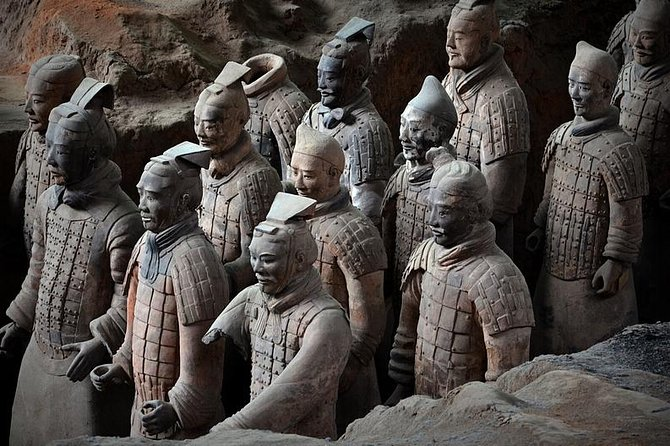 Half Day Xian Private Tour of Terracotta Warriors