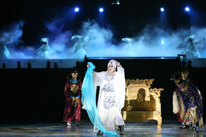 Xian Private Evening Tour: The Everlasting Sorrow Show
