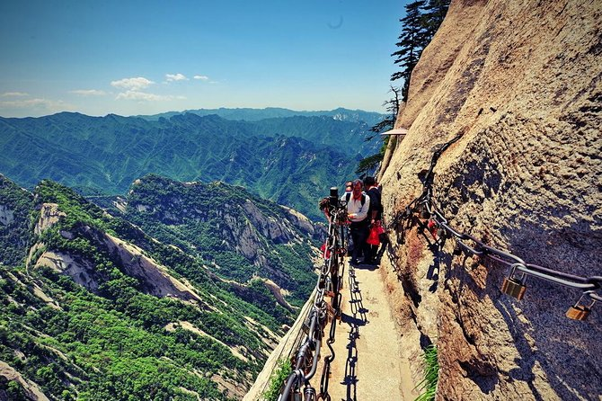 Private Xian Mt Huashan Adventure Tour: Explore in Your Own Way