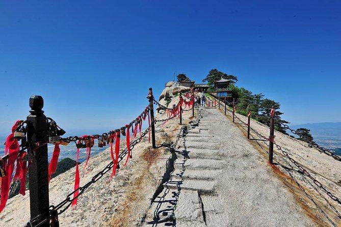 Xian Mt Huashan Venture Tour Exploring in Flexible Way