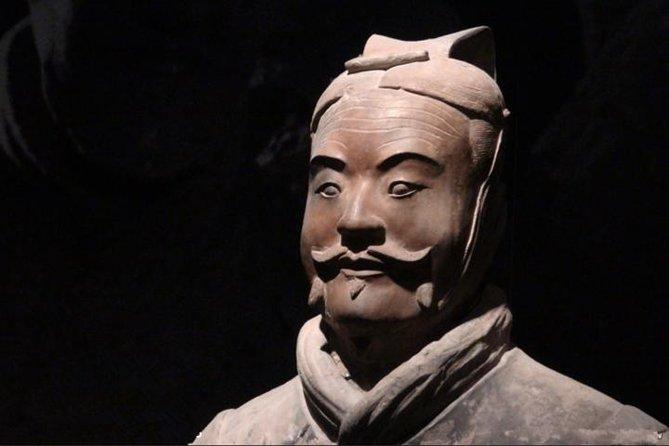 Xian Terracotta Warriors and Banpo Museum Bus Tour