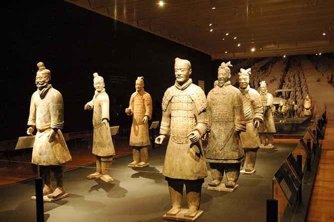 Private Old Xi'an Tour, Terracotta Warriors, Huaqing Hot Springs