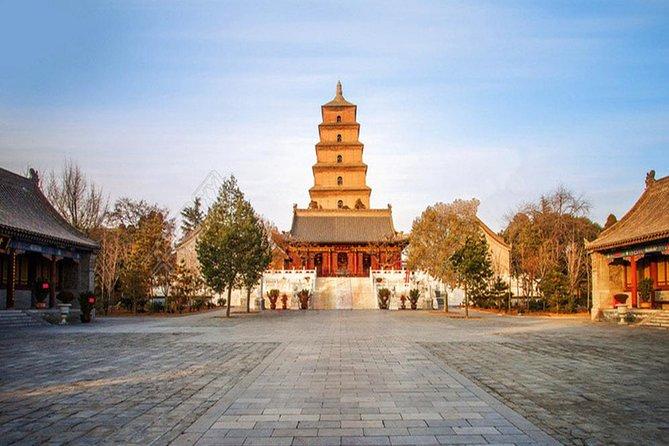 Flexible Xian Terracotta Warriors Day Tour from Shanghai by Flights