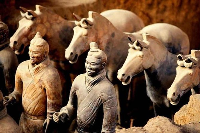 Xi'an Terracotta Warriors Bus Day Tour