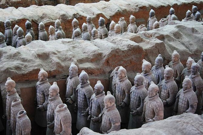 Best Xi'an Private Day Tour with Terracotta Warrior Entry Ticket Option photo 7