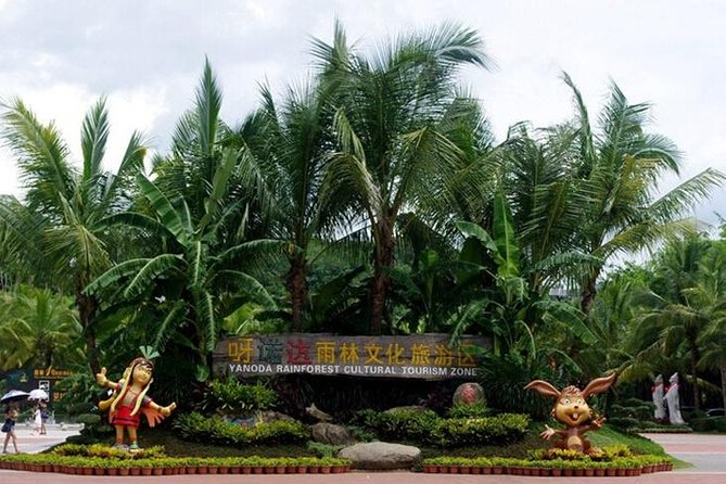 Yanoda Tropical Rain Forest Park