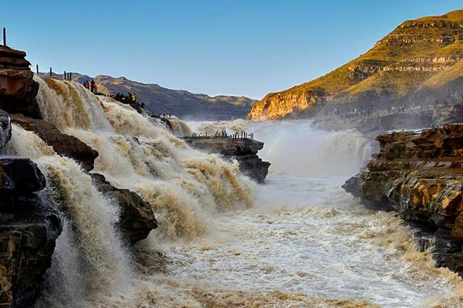 Private Day Tour: Yellow River Hukou Waterfall Tour From Xian