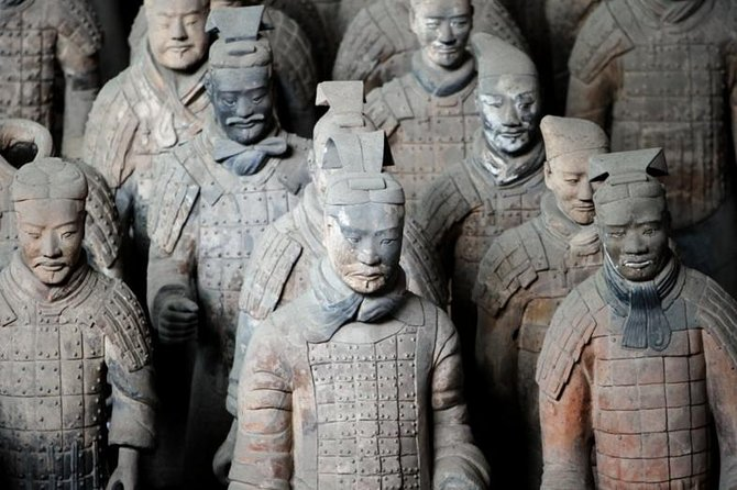 3 Days Shanghai-Xian Tour by Flight