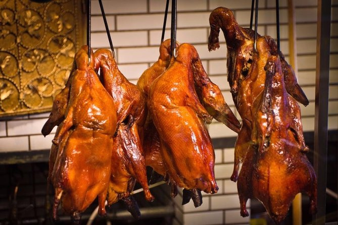 Private Beijing Evening Tour: Roast Duck & Kungfu Show