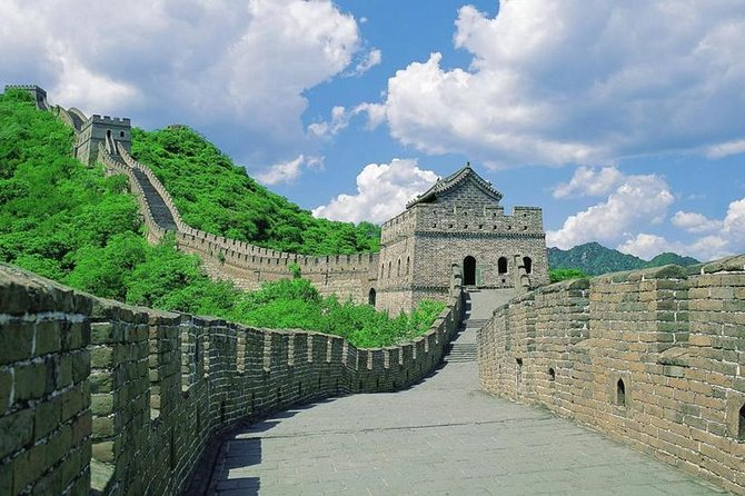 Half-Day Mutianyu Great Wall Private Tour with Lunch