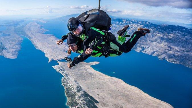 Skydiving Croatia - Zadar | Zadar, Croatia - Lonely Planet