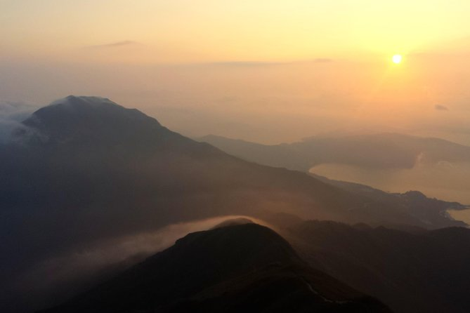 Lantau Peak Sunrise Climb photo 11