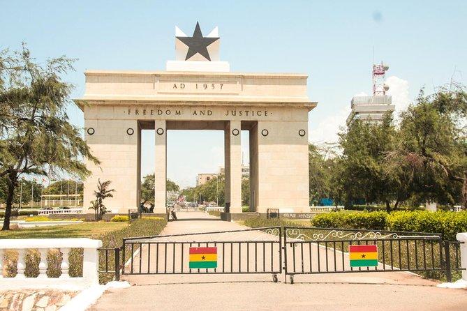 Half-Day Accra City Tour