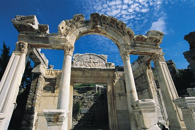 Ephesus & House of Virgin Mary & Artemission Temple Group Tour