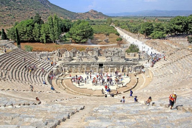 All Inclusive Private Ephesus Tour from Istanbul. Included Return flights