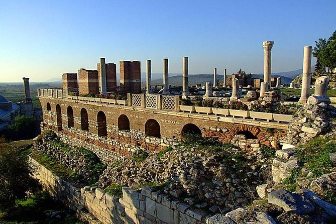 Istanbul to Seven Churches of Asia Minor 4 Nights in 4 Star Hotels
