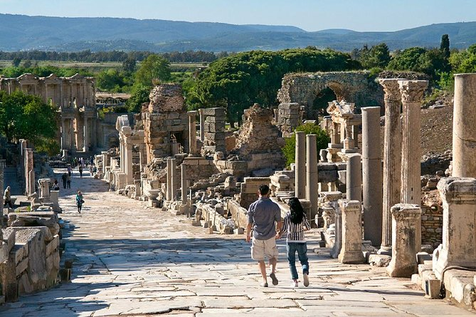 Istanbul to Ephesus Private Day Trip