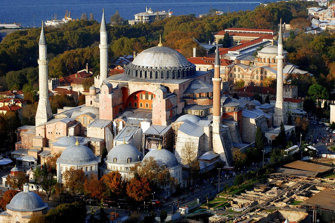 7 Nights Seven Churches of Revelation Tour including Istanbul