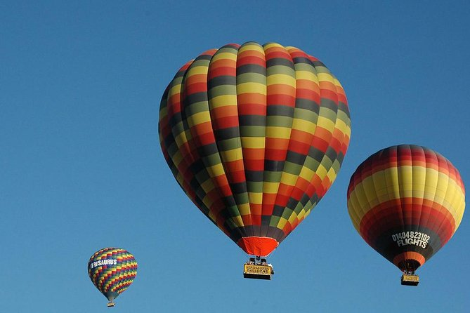 Hot Air Balloon Champagne Sunrise or Sunset Flight from Tiverton