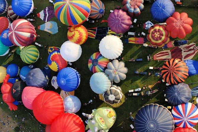 Bristol Balloon Fiesta Champagne Flight from Bristol