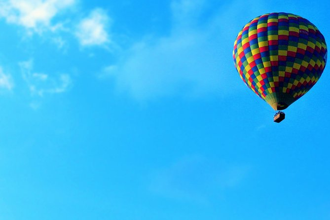 1-hour Sunrise or Sunset Hot Air Balloon Ride from Exeter