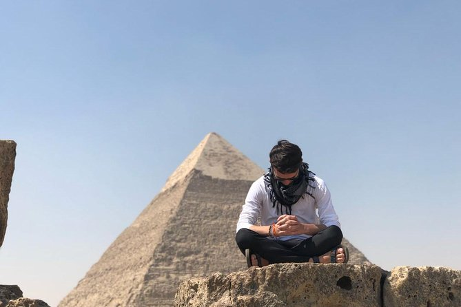 2-Day Cairo Giza Highlights Guided Tour including Camel Ride All inclusive