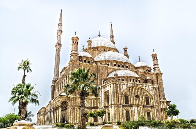 Inside Alabaster mosque