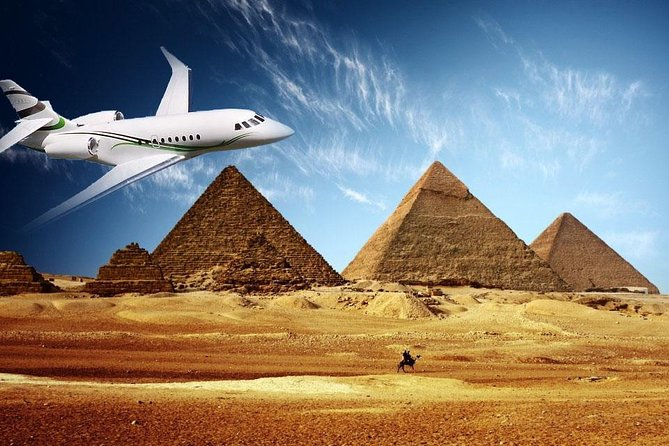 Private Tour to Giza pyramids Egyptian Musuem , Market form Cairo Airport