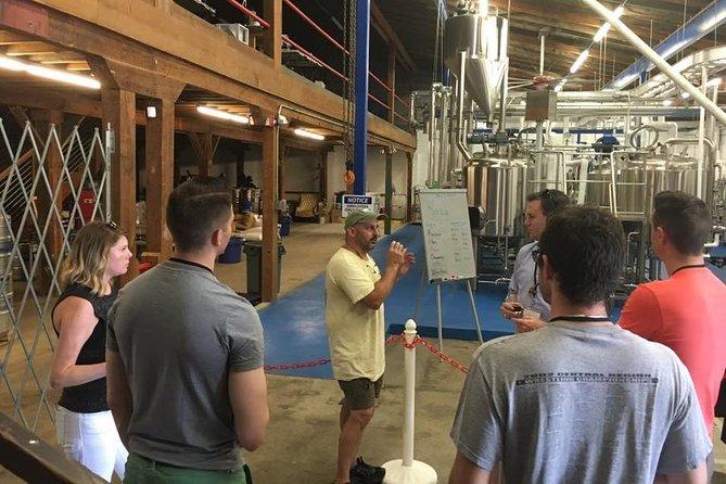 Wilmington's NC Coastal Craft Brewery Tour