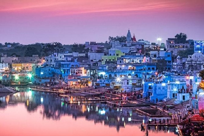 Same Day Ajmer Pushkar Trip from Jaipur
