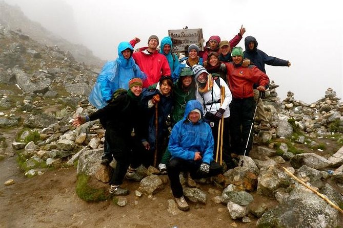 Salkantay Trek: 5 Days to Machu Picchu photo 1