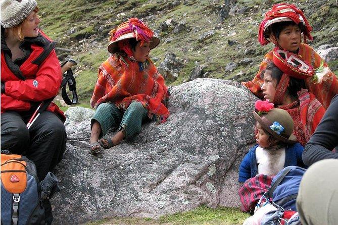 4-Day Lares Trek to Machu Picchu from Cusco