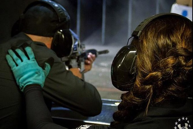 3- or 4-Gun Shooting Experience in Las Vegas