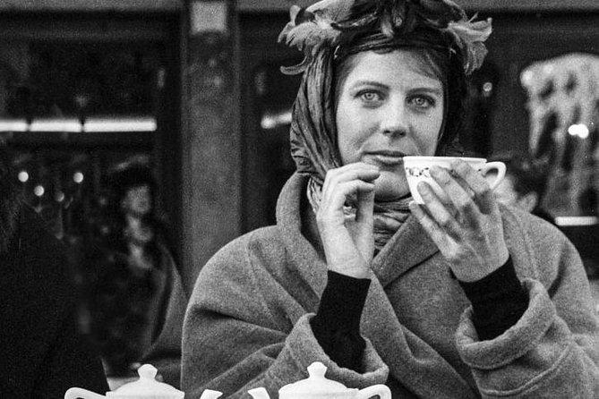 Venice specialties: coffee and bacari