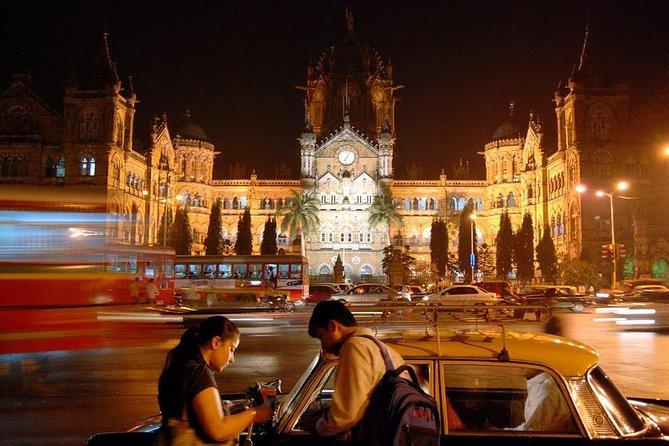 Excursão particular em Mumbai à noite em 4 horas