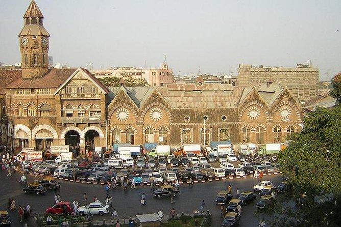 Mumbai Market Walking Tour