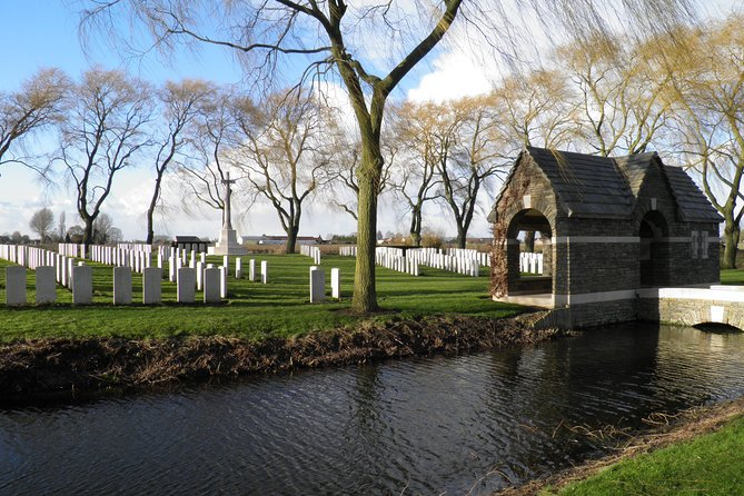Australian Battlefields Private Tour in Flanders from Brussels