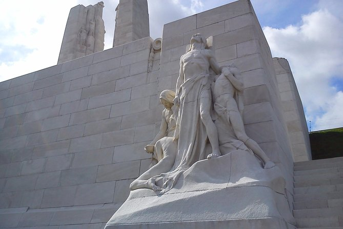Private Full-Day Canadian WW1 Vimy and Somme Battlefield Tour from Bruges photo 2