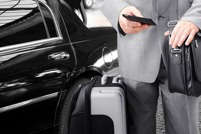Privé transfer: Downtown Hotel naar Toronto Pearson International Airport