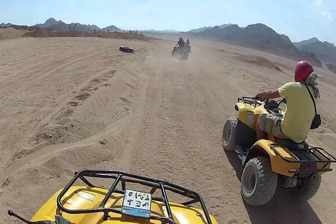 6-Hour Quad Bike Safari in Hurghada