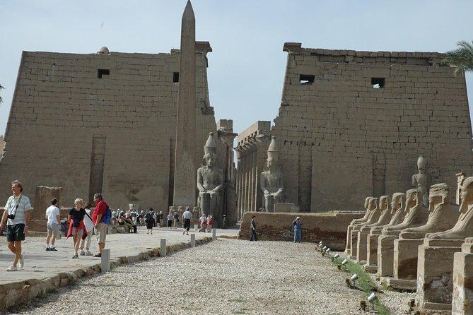 Full Day Trip King's Valley - Hatshebsoute - Karnak - Luxor Temples