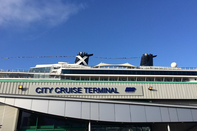 Private Sedan Arrival Transfer from Southampton Cruise Terminals To London