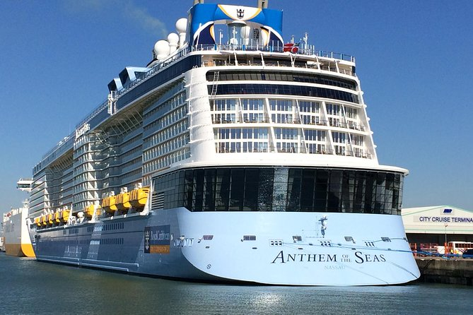 London to Southampton Cruise Terminals Private Port Transfer