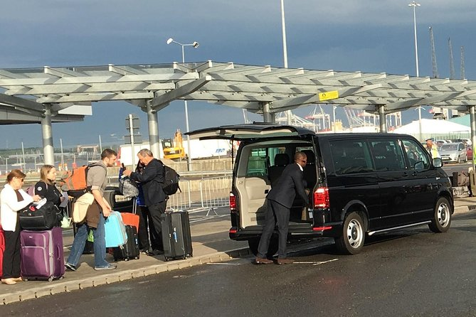 Shared Ride Southampton Cruise Port Arrival to Heathrow Airport or London