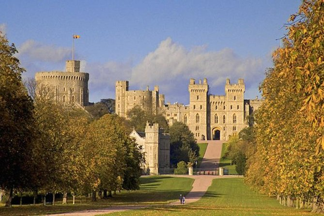 London to Southampton Cruise Port Via Windsor Castle