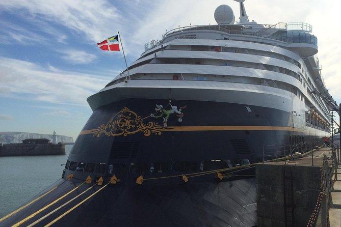 London To Dover Cruise Terminals Private Minivan Transfer
